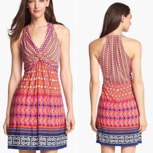 Laundry by Shelli Segal Empire Dress Twist 2 Pink